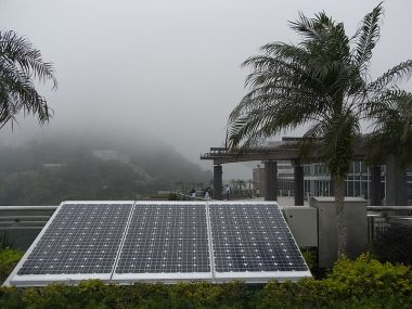 Rooftop solar in Hong Kong