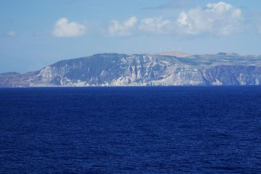 Island of Graciosa. Photo by José Luís Ávila Silveira/Pedro Noronha e Costa. Wikimedia Commons.