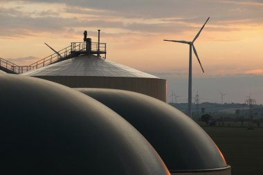 Mining operations benefit from renewable power.