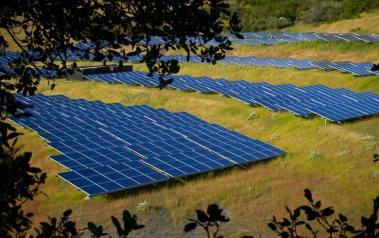 Australian Solar Farm. Author: Michael Mees meesphotography.com License: Creative Commons, Attribution 2.0 Generic