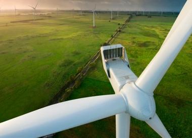 Vestas V117 3.3-MW turbines.
