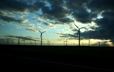 Wind turbines in Spain. Author: petter palander. License: Creative Commons, Attribution 2.0 Generic