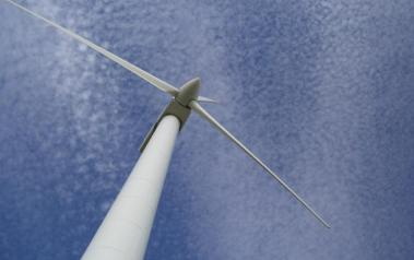 Wind turbine. Author: .Martin. License: Creative Commons, Attribution-NoDerivs 2.0 Generic