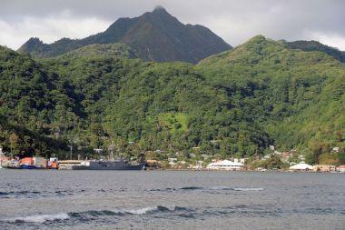 Pago Pago, American Samoa.Photo: AFP