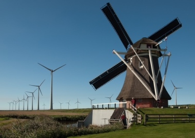 The Netherlands has long embraced renewable energy, but some judges say it must do more. Uberprutser, CC BY-SA.