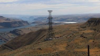 Big Eddy-Knight 500-kV transmission line