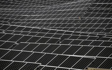 Solar PV plant. eatured Image: Gilles Paire/Shutterstock.com