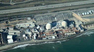 San Onofre Nuclear Generating Station by Jelson25 via Wikipedia (CC BY SA, 3.0 License)