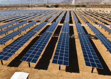 Italian Solar farm. (SPI Solar)