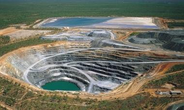 The Ranger uranium mine in the Northern Territory. Photograph: John Carnemolla/Corbis