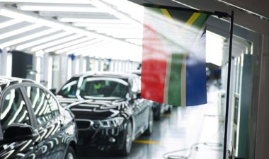 A part of BMW's Rosslyn plant (image: BMW)