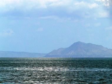 Lake Turkana, in Kenya.