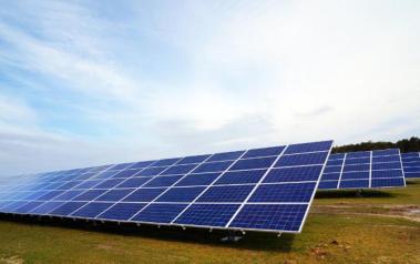 Millfield solar park, North Carolina. Author: PRNewsFoto/Duke Energy