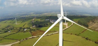 ESB opens new €33m Woodhouse Wind Farm in County Waterford