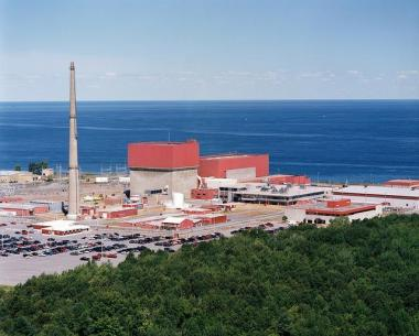The FitzPatrick Nuclear Power Plant in Oswego County. NRC photo.