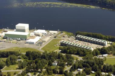 BirdsEyeViews photo - The Vermont Yankee Nuclear Plant in Vernon, Vt.