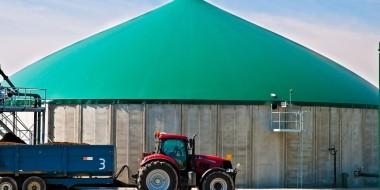 Bio-gas storage.
