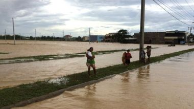 The Philippines is regarded as one of the most vulnerable countries to climate change. Kate Stephens/BBC
