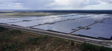 Cestas solar project