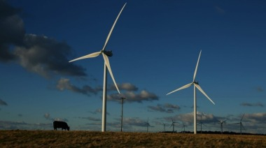 John Laing's first Australian renewable energy investment is in a wind farm near Adelaide. Photo: Mark Kolbe