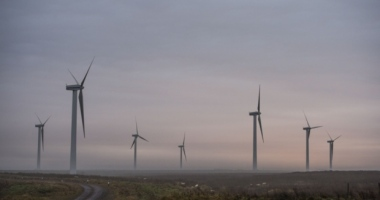 Once operational, the new wind farm is expected to produce more than 150 GWh of renewable electricity annually. Picture: TSPL