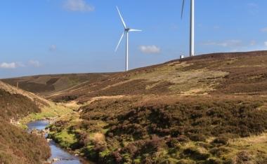 EDF Energy Renewables Fallago Rig wind farm