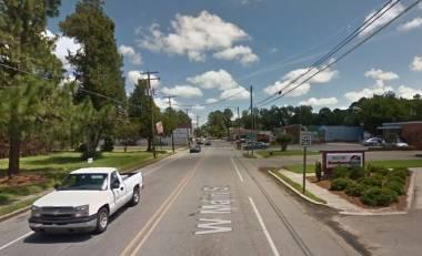 Screen capture Google Street View/ Woodland