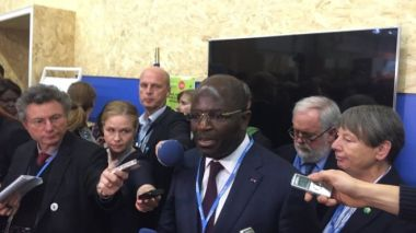 The EU and 79 African, Caribbean and Pacific countries announced a new alliance at climate talks in Paris