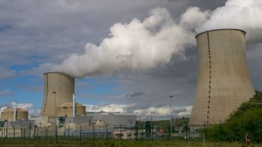 Archival picture shows the Civaux Nuclear Power Plant in Western France on September 22, 2015 | © Guillaume Souvent, AFP