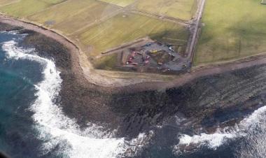 Onshore works for Meygen (Atlantis)
