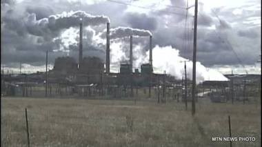 Colstrip power plants (MTN News file photo)