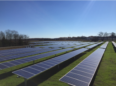 Silicon Ranch Corporation announced it is generating electricity at two solar farms near the Lowndes County Industrial Park. Photo by: Courtesy photo