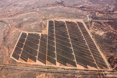 AGL solar array