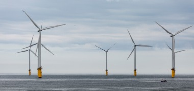 The 400-MW Horns Rev 3 wind farm, situated off the west coast of Denmark, is expected to generate clean power for some 450,000 households.