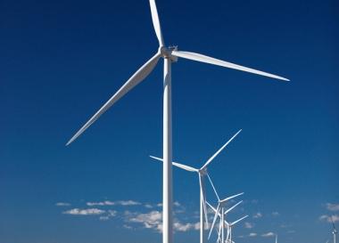 Vestas V100 wind turbines. Credit: Vestas