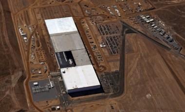 Gigafactory by Tesla.