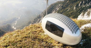 Ecocapsule. Image Credit: Nice Architects