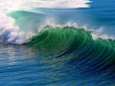 Ocean Wave. Credit: Andrew Schmidt, PublicDomainPictures.net