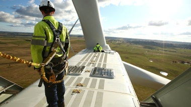 Vestas turbines. Getty Images.