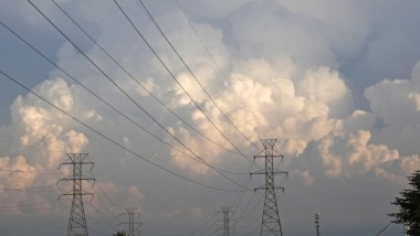 Power lines in Michigan. Photo by ellenm1 / Creative Commons