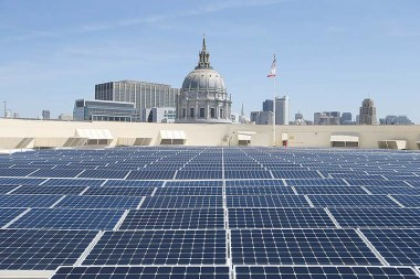 CleanPowerSF, San Francisco's renewable energy program, is expected to begin in May. (Mike Koozmin/2014 S.F. Examiner)