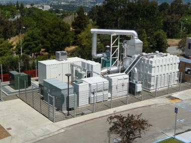 Fuel cell power plant