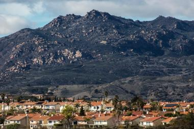 Thousands of residents of Porter Ranch were evacuated in the wake of the methane leak. (Ted Soqui / Ted Soqui Photography / Corbis)