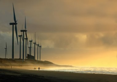 Wind farm. Image credit: Shuttershock