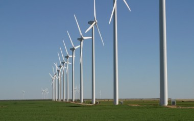 A new wind farm will provide power to Canberra.