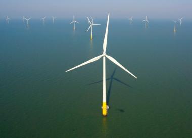 Kentish Flats offshore wind farm (Vattenfall image)