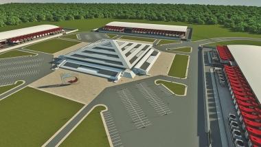 Data center operator Switch will open a super green facility in Grand Rapids.