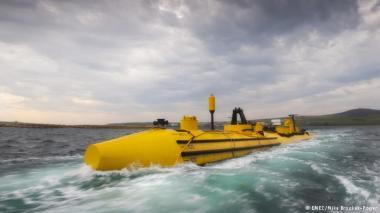 Scotrenewables turbine