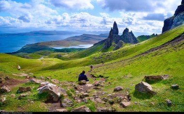 Scottish Isles. Image by Moyan Brenn (some rights reserved).