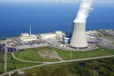 Constellation Energy Group Inc's Nine Mile Point Nuclear Station. (Constellation Energy Group Inc)